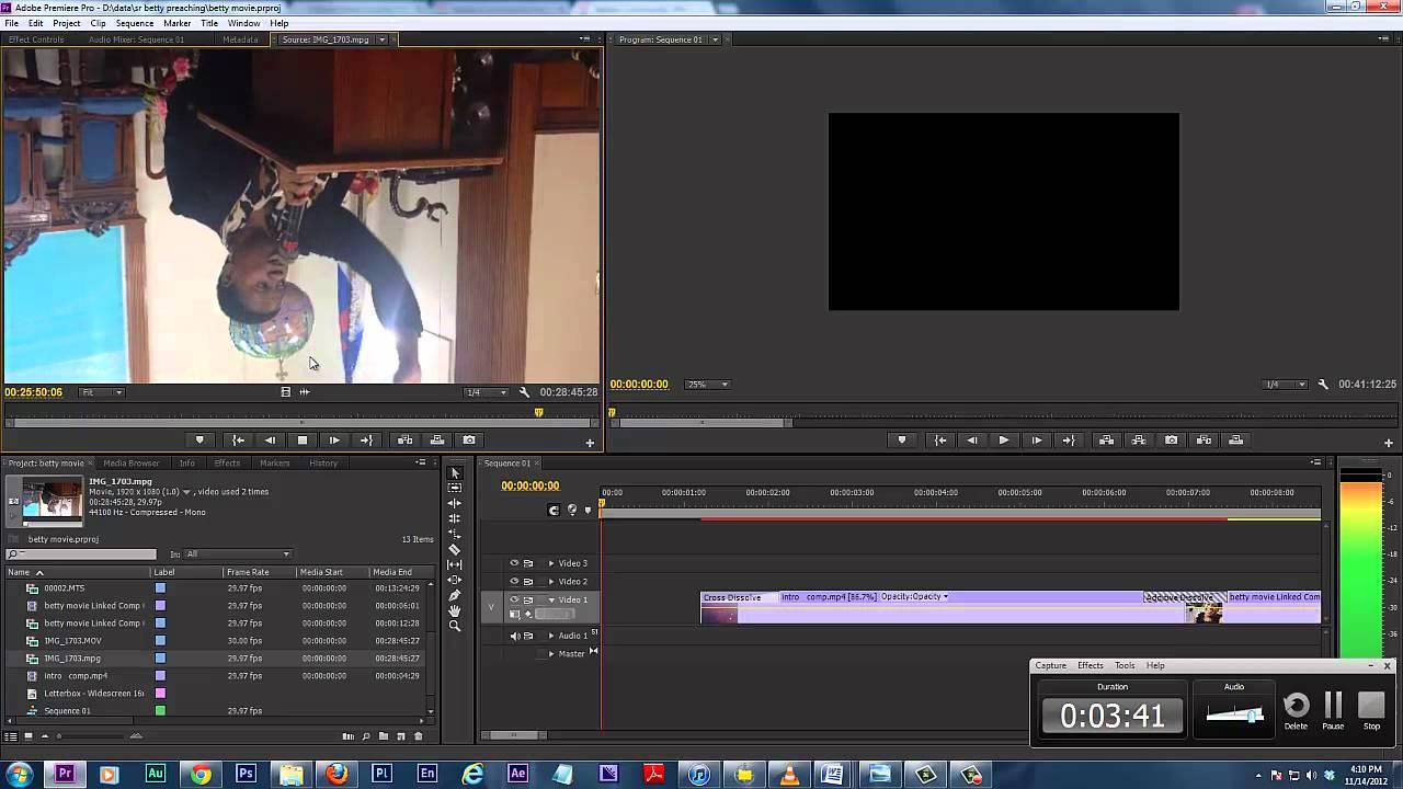 Get Started in <b>Video</b> <b>Editing</b> <b>in</b> <b>Premiere</b> <b>Pro</b> <b>CS</b><b>6</b> -…