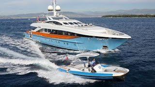 M/Y AURELIA Superyacht for Charter