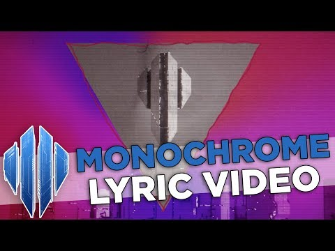Scandroid - Monochrome (Official Lyric Video)