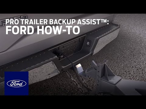 How to Set Up Pro Trailer Backup Assist™ | Ford How-To | Ford