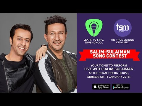 Salim Sulaiman Song Contest