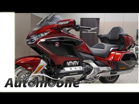 Honda revamps Gold Wing motorcycle for your golden years- Nikkei Asian Review | by Automobiles