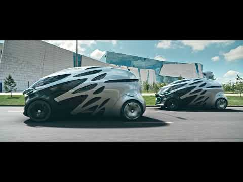 Mercedes-Benz Vans Vision URBANETIC - Trailer (long version)