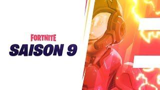 FORTNITE SAISON 9: THEME - SKIN PASSE OF COMBAT REVEALED! (teaser)