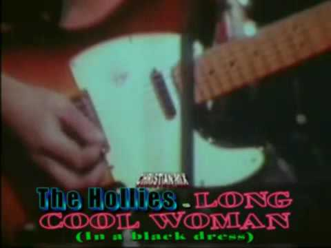 Hollies Long Cool Woman In A Black Dress Lyrics Subtitulada Youtube