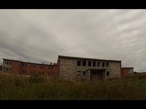Exploring an Abandoned Prison, Northern Ontario