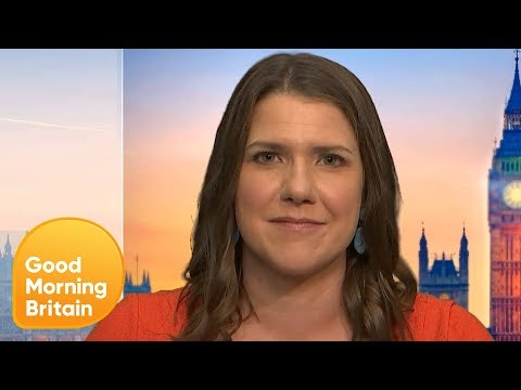 Jo Swinson Elected as Leader of Liberal Democrats | Good Morning Britain