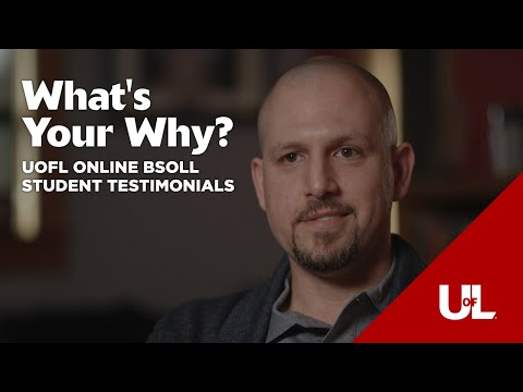 What's Your Why?: Success Stories - Online Organizational Leadership Degree