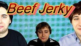 Beef Jerky Teriyaki - Demy kontra Żywność