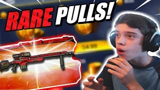 Call of Duty Mobile INSANE Crate Opening! // *RARE* Skins: DL Q33 - Red Action +More