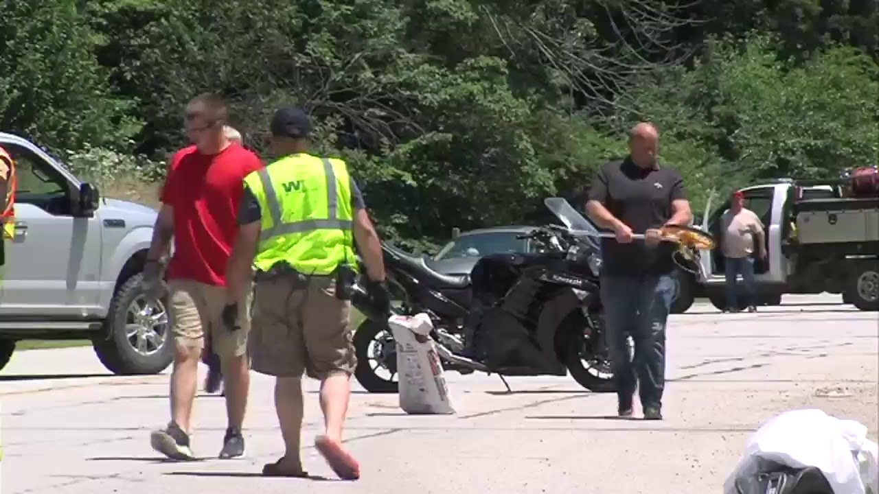 One person dead after two-motorcycle crash in Parke County