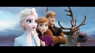 My Reaction To Frozen 2: Official Teaser Trailer.