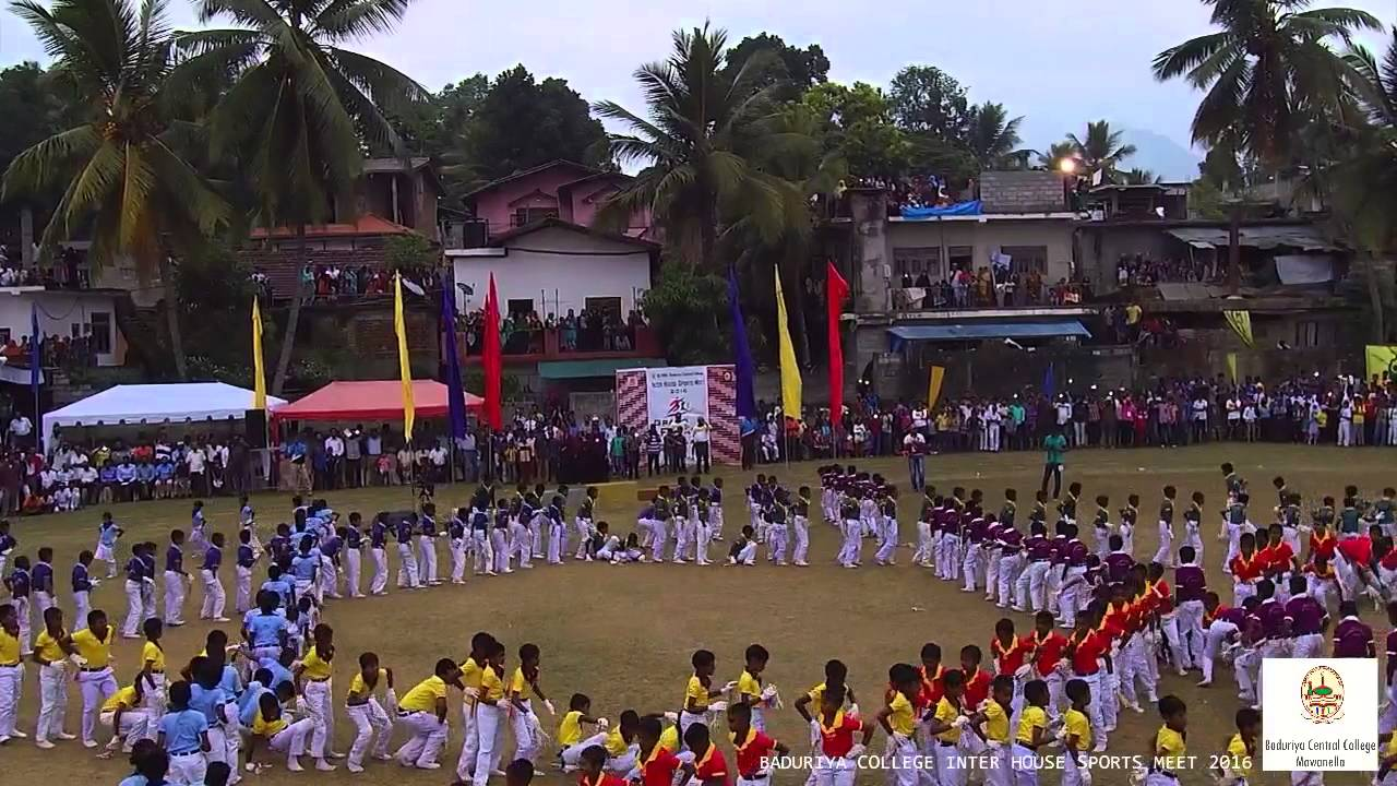 Official Grand Finale Video Coverage Of The Inter House