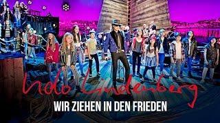 Udo Lindenberg - Wir ziehen in den Frieden feat. KIDS ON STAGE (offizielles Video)