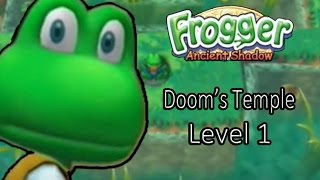 Frogger Ancient Shadow Doom