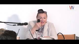 ROBAKI LUDZKIE cz.2 - MUSISZ ZOBACZYĆ TEN WYKŁAD - Wiesława Tomczak © VTV