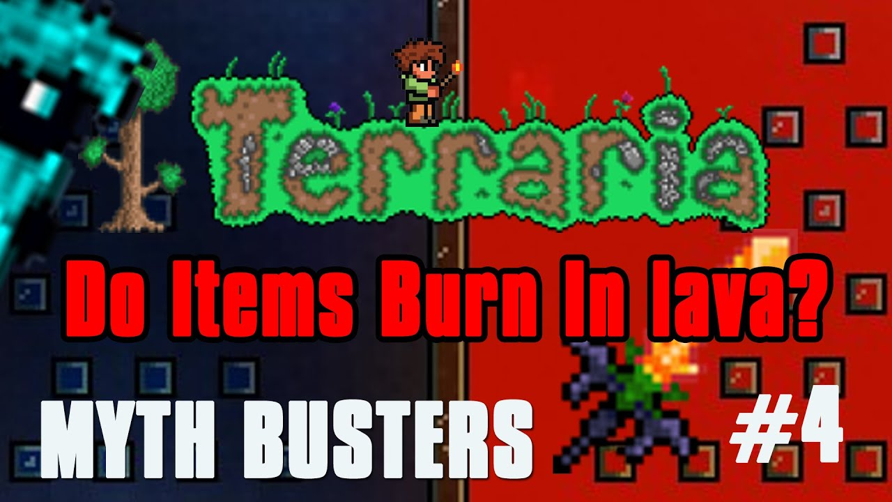terraria how to get rid of lava