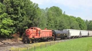 The Sounds of a Classic Alco RS-3