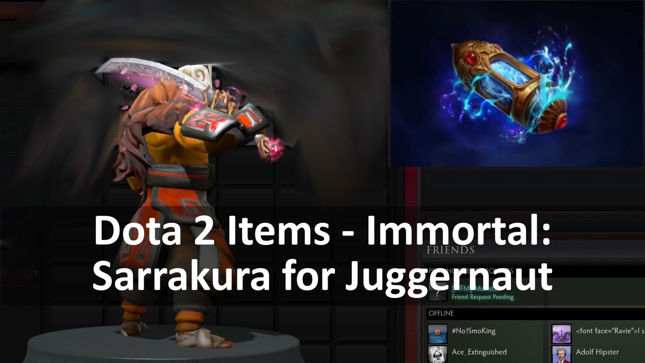 Sarrakura Immortal For Juggernaut