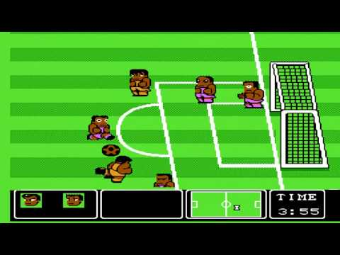 Gameplay Nintendo World Cup