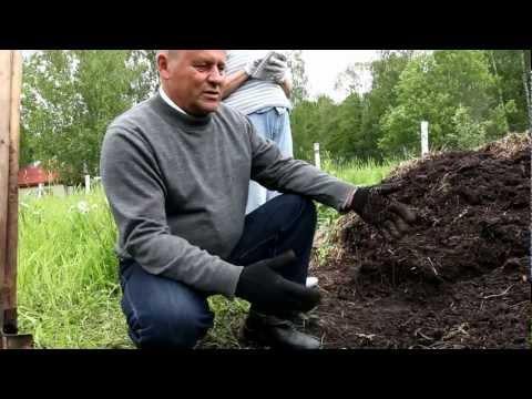 о компостировании и дренированной почве