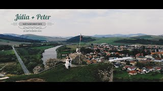 Júlia a Peter - Svadobný videoklip
