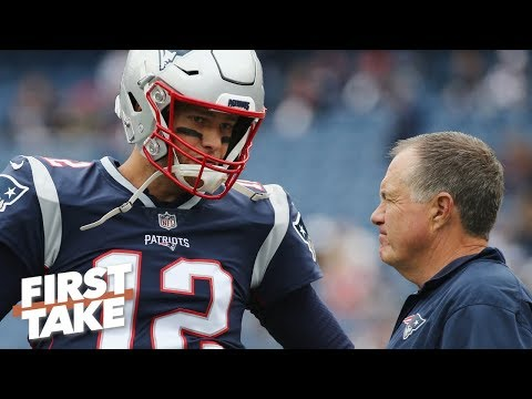 Does Bill Belichick deserve more credit than Tom Brady for Patriots' win vs. Chargers? | First Take