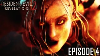 "Resident Evil: Revelations 2 Episode 4 Game Movie (All Cutscenes) ""Metamorphosis"" FULL EPISODE"