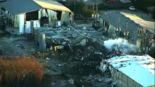 Gambar cover WATCH LIVE: Massive, deadly explosion rocked NW Houston