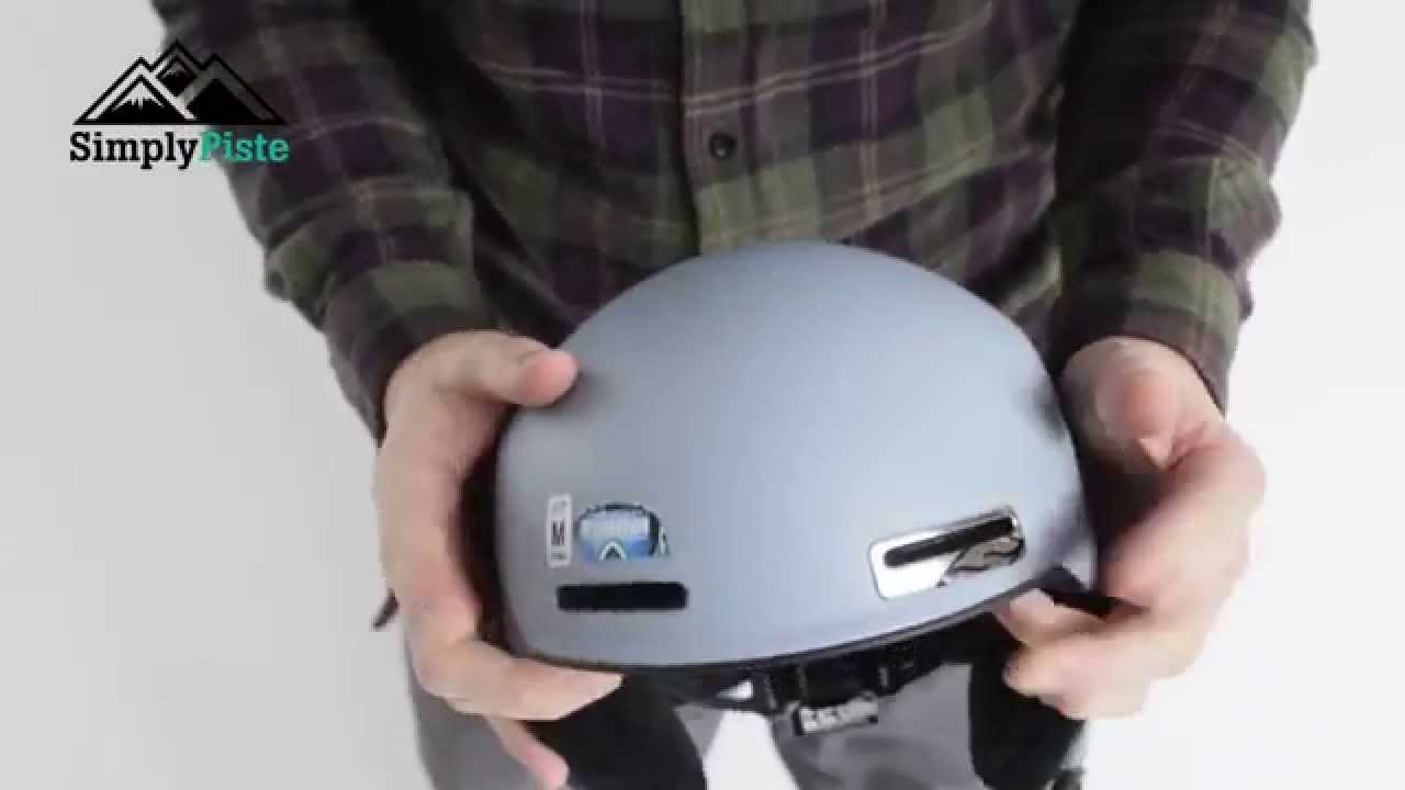 Smith optics maze helmet