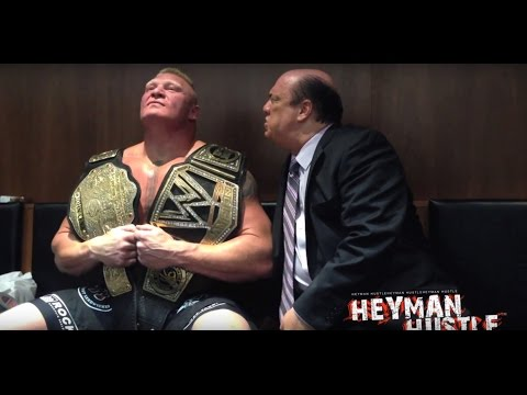 Ariel Helwani Exposes Unseen Brock Lesnar and Undertaker Footage!