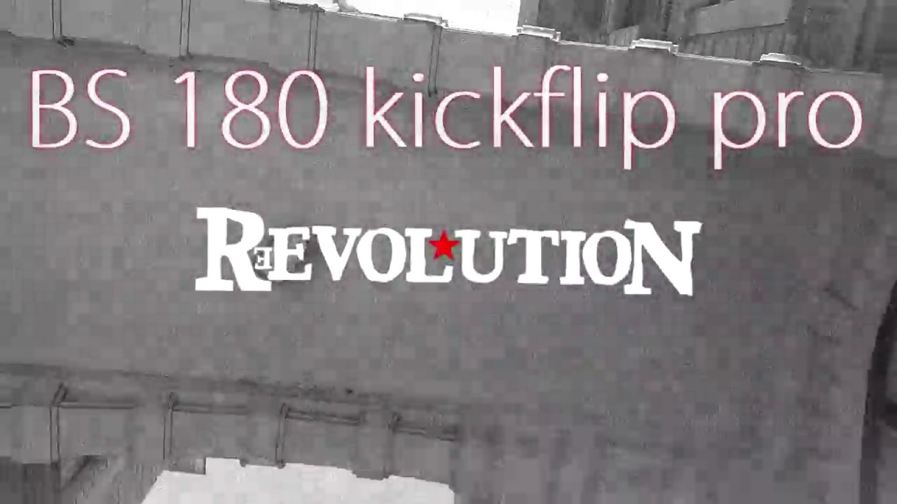 Bs To Revolution