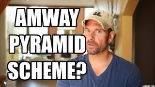Amway Pyramid Scheme? - former distributor reveals the truth(, 2013-09-04T19:14:35.000Z)