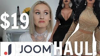 A very GLAM JOOM HAUL