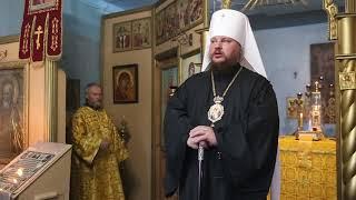 Слово митрополита Ферапонта в субботу Недели 23-ей по Пятидесятнице