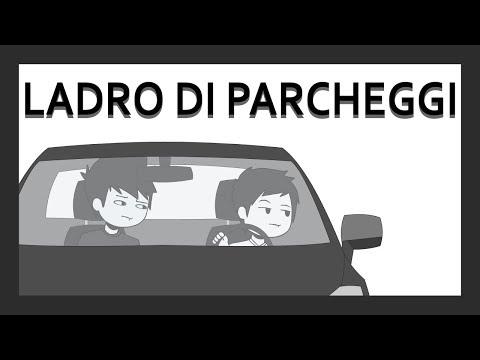 Ladro Di Parcheggi - Domics ITA - Orion