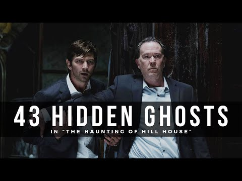 43 Hidden Ghosts You Missed In The Haunting Of Hill House Youtube