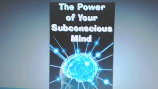 The Powerful Subconscious Mind or is it more so a Man-Made Mind??[LYING BELIEFS]