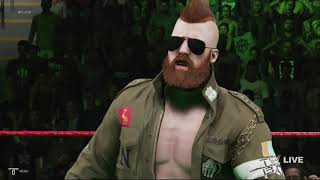 WWE 2K19 Sheamus Money In The Bank Entrance (PS4/Xbox One/PC)