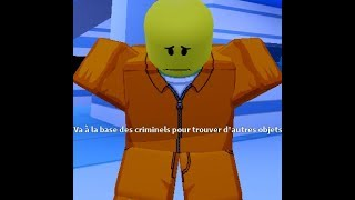 I do NOTHING! Roblox JailBreak