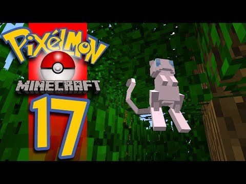 Minecraft Pixelmon - EP17 - A Nice Surprise!