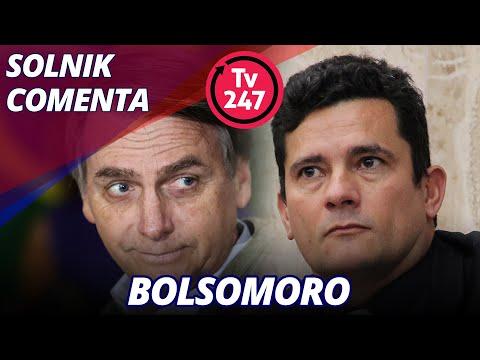 Moro prendeu Lula para eleger Bolsonaro. Comentário de Solnik