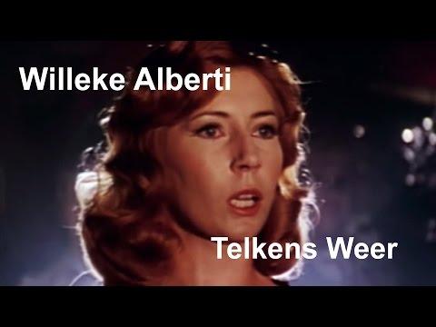 Willeke Alberti - Telkens Weer (Rooie Sien) [Restored]