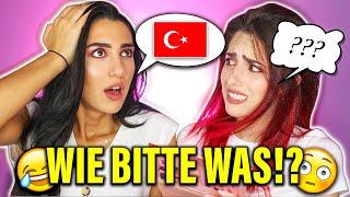 Full face Make up in einer Sprache die ich nicht verstehe! Türkisch mit ebru