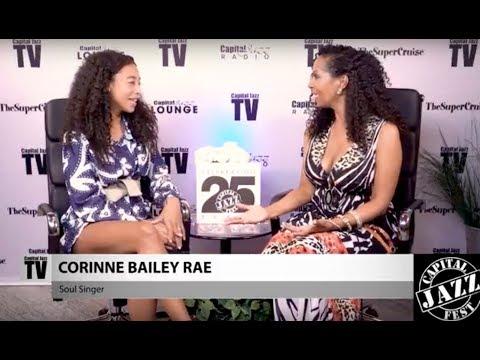 Corinne Bailey Rae Interview - 2017 Capital Jazz Fest