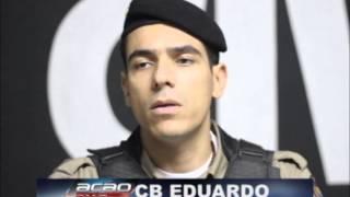 HOMEM FURTA PNEU EM JOÃO PINHEIRO E ACABA PRESO