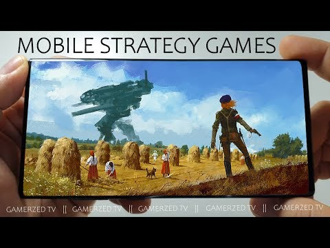 TOP 10 BEST NEW STRATEGY GAMES ON ANDROID/IOS IN 2019/2020 | OFFLINE & ONLINE | ULTRA GRAPHICS GAMES