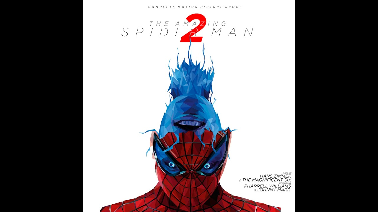 complete score (amazing spider-man 2) - prologue - youtube