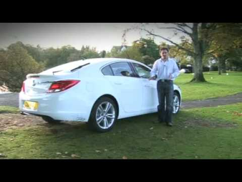 Vauxhall Insignia driven What Car