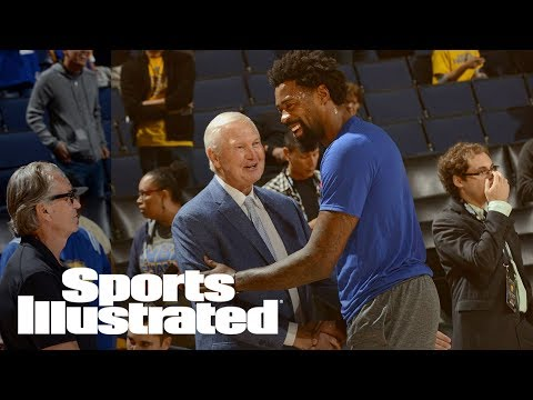 Thumbnail: Why The Clippers Are Jerry West's Toughest Task Yet | SI NOW | Sports Illustrated